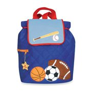 Quilted Backpack - Sports