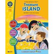 Classroom Complete Press CC2703 Treasure Island - Robert Louis Stevenson