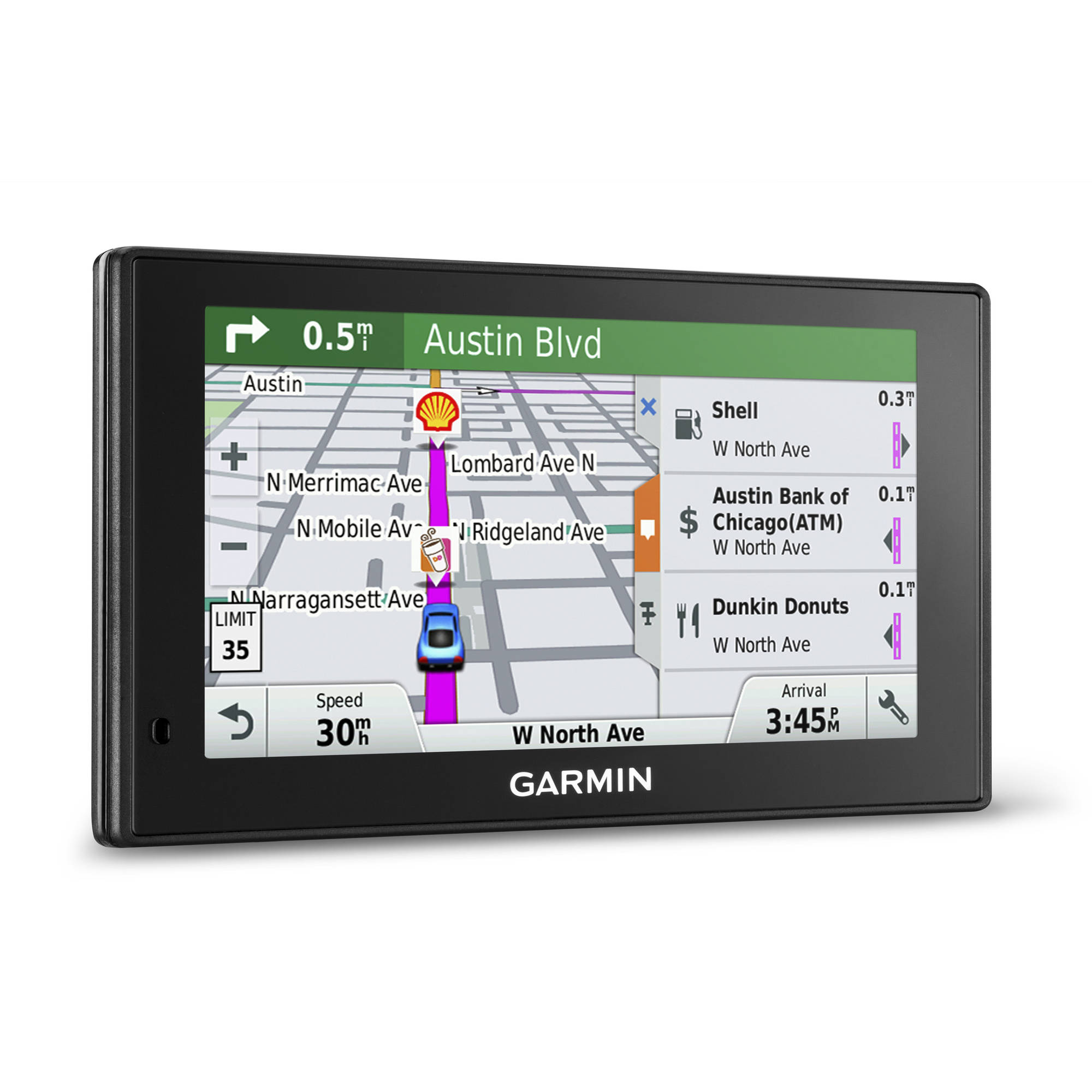 "Garmin DriveSmart 70LMT 7"" GPS by Garmin"