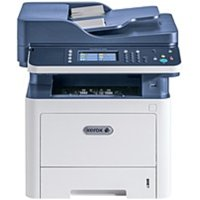 Refurbished Xerox WorkCentre 3335/DNI Laser Multifunction Printer - Monochrome - Plain Paper Print - Desktop - Copier/Fax/Printer/Scanner - 35 ppm Mono Print - 1200 x 1200 dpi Print - Automatic
