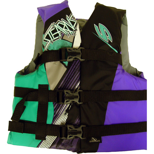 Stearns Youth Nylon Deluxe Vest