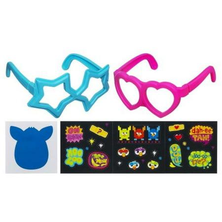 Furby Furby Frames Accessory [Blue & Pink]