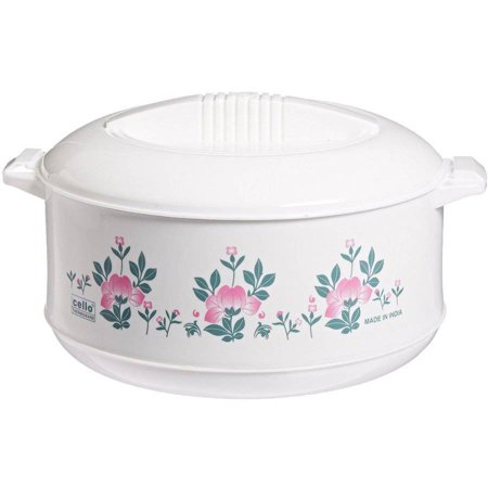 - Cello Chef Deluxe Hot-Pot Insulated Casserole Food Warmer/Cooler, 1.2-Liter