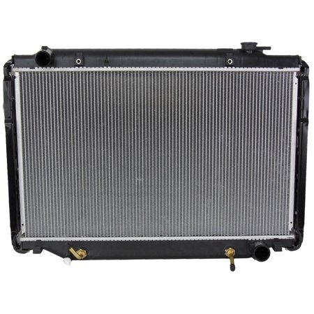 NEW RADIATOR ASSEMBLY FITS TOYOTA 95-97 LAND CRUISER 4.5L L6 4477CC TO3010140 CU1917 2196 TO3010140 7292 16400-66081