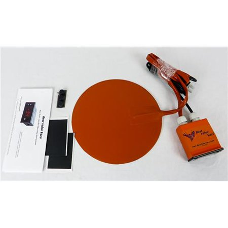 Vacuum Chamber Digital Heat Pads