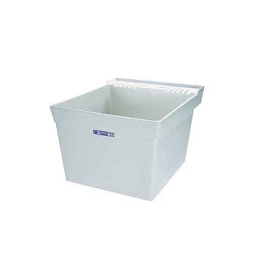 Mustee 17w Utilatub Laundry Tub 23 5 Quot X 23 Quot Wall Mount