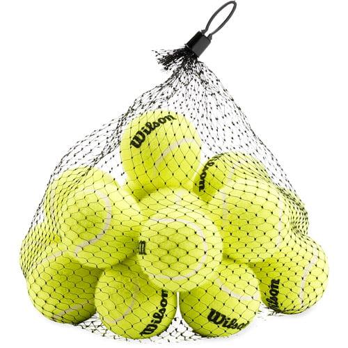 Wilson Pressureless Tennis Balls, 18-Ball Pack