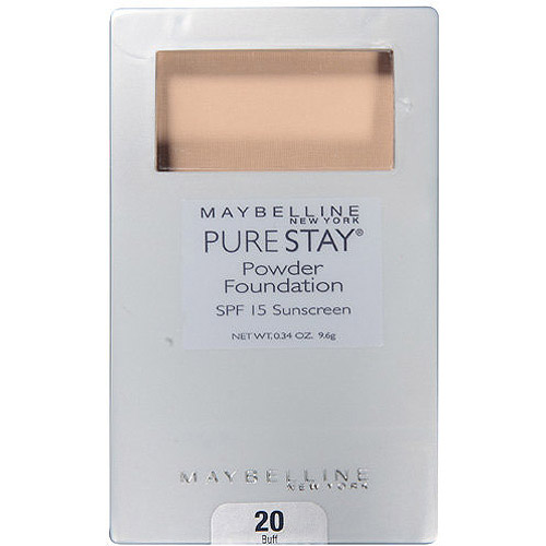 Maybelline Pure Stay Powder Foundation