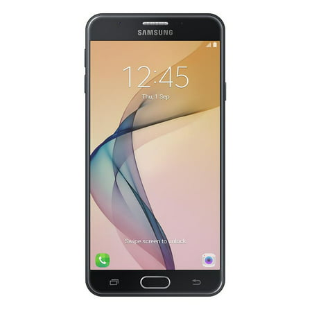samsung galaxy j7 prime g610m unlocked gsm phone w 13mp camera black. Black Bedroom Furniture Sets. Home Design Ideas