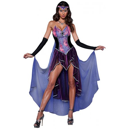 Seductive Sorceress Adult Costume - X-Large - Seductive Costume