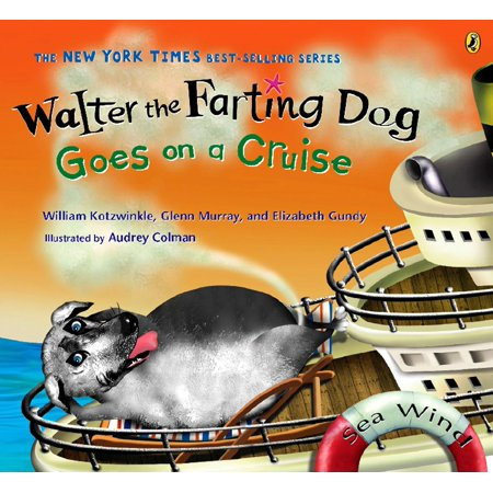 Walter the Farting Dog Goes on a Cruise - 5 Day Cruises