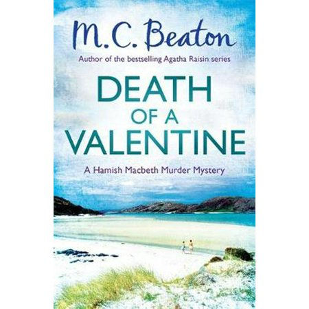 Death of a Valentine (Hamish Macbeth) (Paperback)