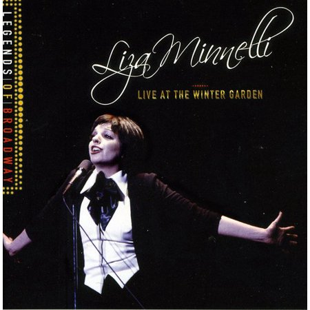 Legends Of Broadway  Liza Minnelli Live At Winter Garden