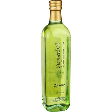 Colavita Grapeseed Oil, 25.5 FL OZ (Best Grapeseed Oil In India)