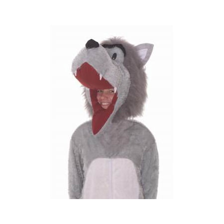 STORY BOOK WOLF PLUSH COSTUME - Wolf Pack Costume