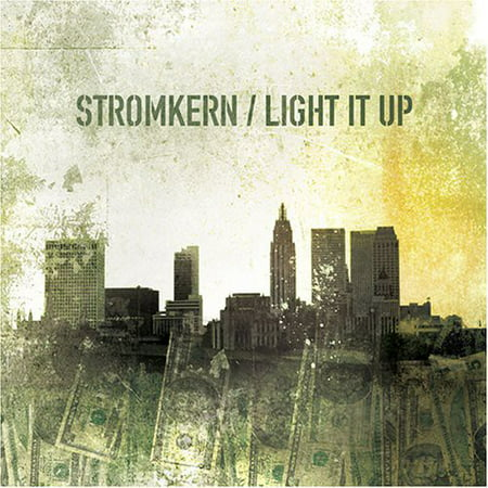 Stromkern   Light It Up  Cd