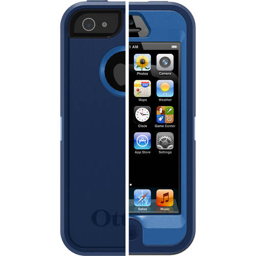 OtterBox Apple iPhone 5 Case Defender Series, Black