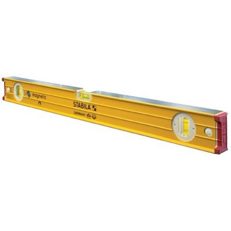 Stabila 38678 78-Inch builders level, Magnetic, Certified Professional Level