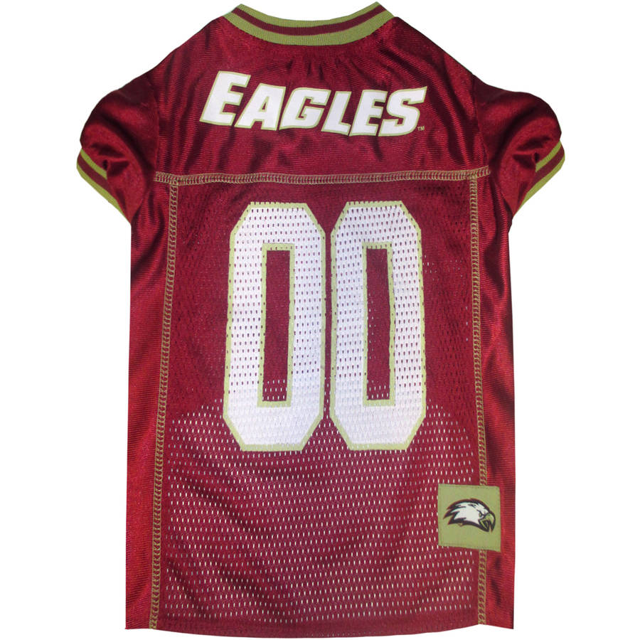 Pets First College Boston College Eagles Collegiate Dog Jersey, Available in Various Sizes
