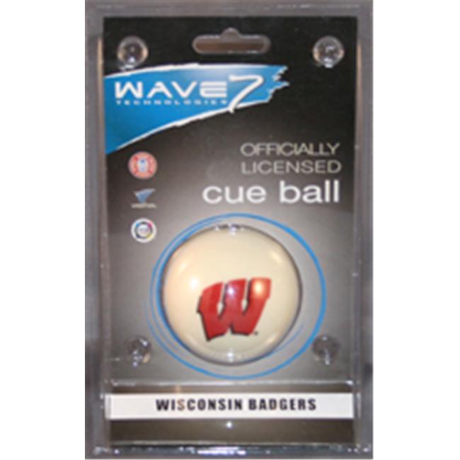 Wave 7 Technologies UWIBBC100 Wisconsin Cue Ball