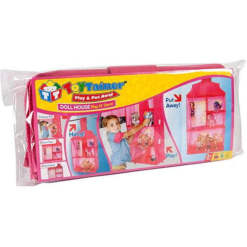 Toytainer Closet Dollhouse