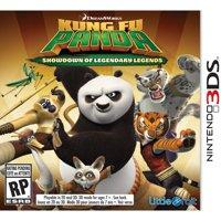Little Orbit Kung Fu Panda Showdown (Nintendo 3DS)