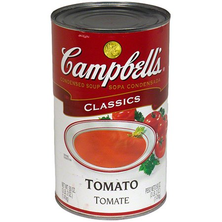 campbell 39 s tomato condensed soup 50 oz pack of 12. Black Bedroom Furniture Sets. Home Design Ideas