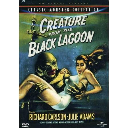Creature From the Black Lagoon (DVD) (Typhoon Lagoon)