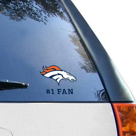 Denver Broncos WinCraft #1 Fan 3