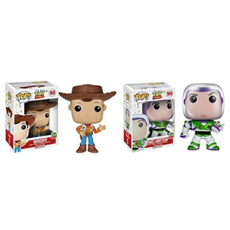 Funko Pop Disney Toy Story 20th Anniversary Edition Buzz Lightyear