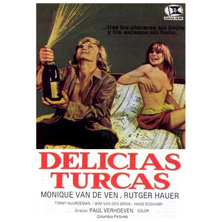 Turks Fruit  1973  11X17 Movie Poster  Spanish