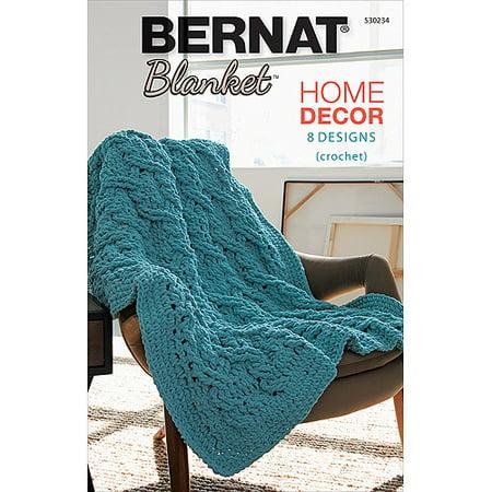 Bernat Blanket Home Decor