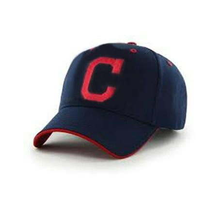 47 Brand MLB Cleveland Indians Mass Money Maker Cap - Fan Favorite Cleveland Indians Baseball Hat
