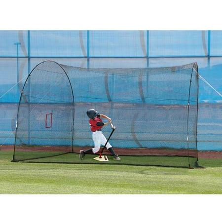 Trend Sports Heater Home Run 12x12x10 Lite Baseball Batting Practice Cage