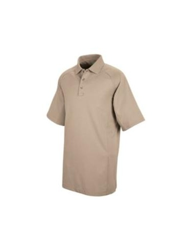 (Price/Pcs)Horace Small HS51-1 Short Sleeve Special Ops Polo-Silver Tan-Short Sleeve Regular Body-3XL