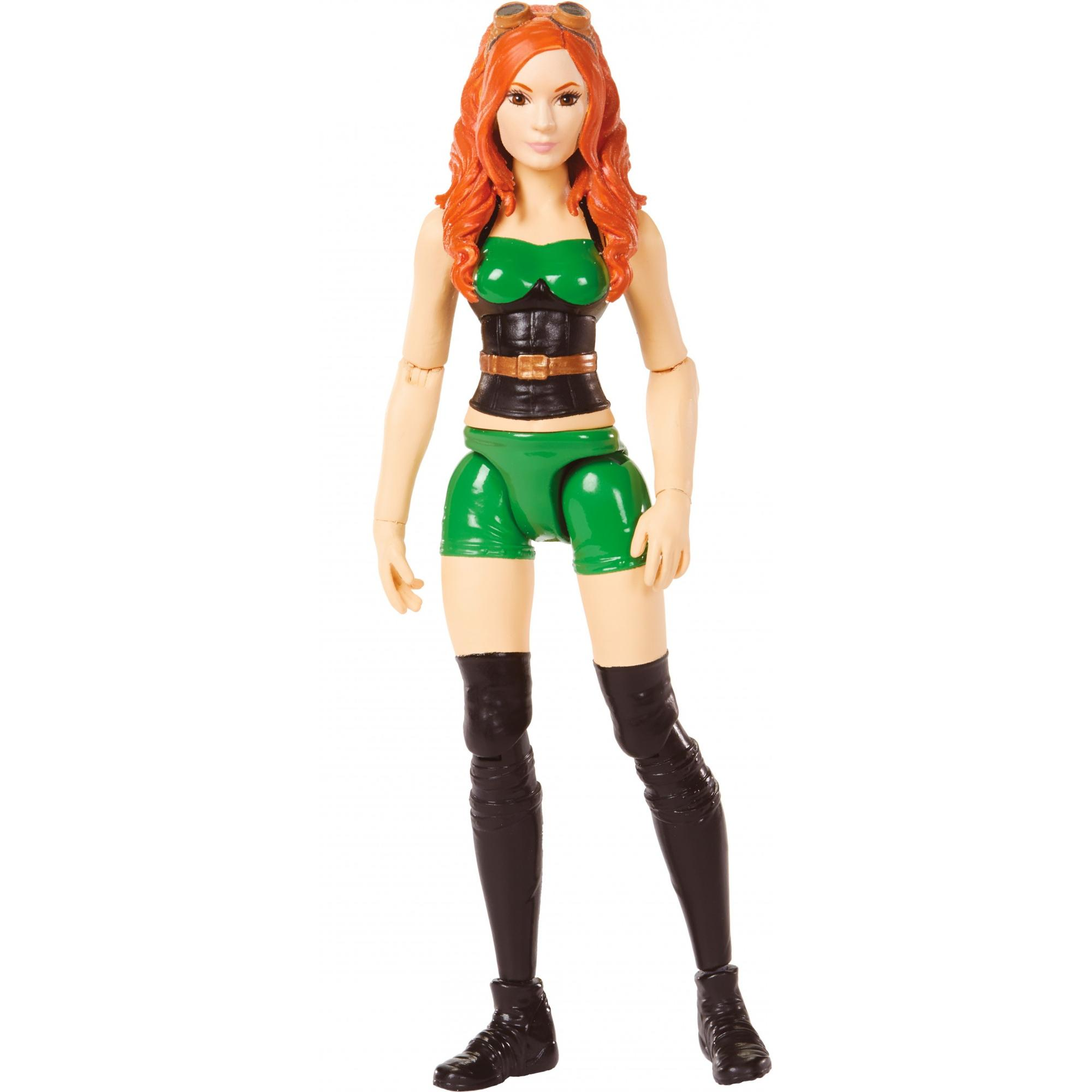 WWE Superstars Becky Lynch 6-inch Posable Action Figure