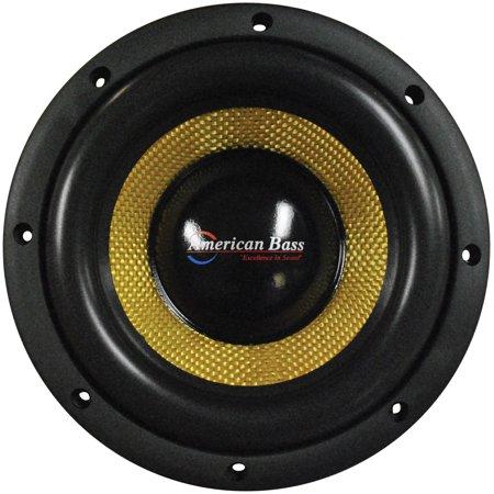 800w Bass - American Bass VFL8D4 8