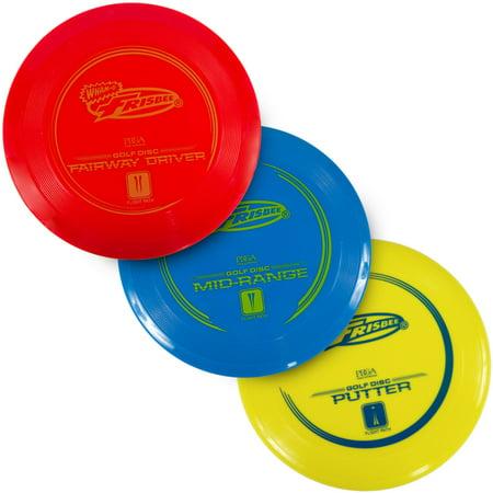 Wham-O - Frisbee Disc Golf, 3 Pack
