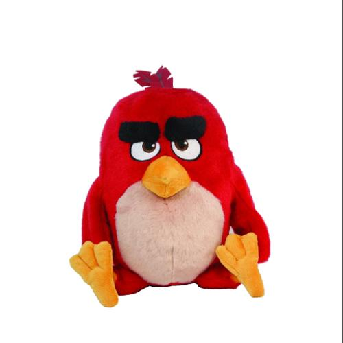 "Angry Birds Movie 11"" Talking Plush: Red"