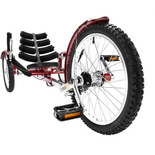Mobo Shift: The World's First Reversible 3-Wheeled Cruiser, Adult
