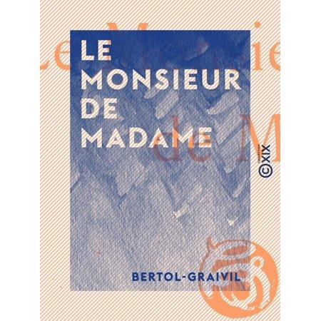 Le Monsieur de Madame - eBook - Monsieur Et Madame Halloween