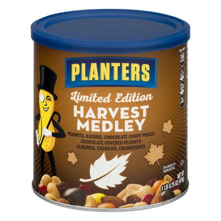 Upc 029000019836 Planters Limited Edition Harvest Medley