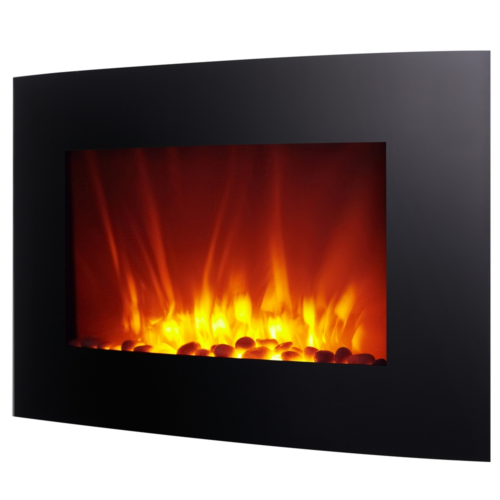 Free Shipping. Buy Homegear 1500W Wall Mounted 2-in-1 Electric Fireplace/Heater with Remote Control at Walmart.com