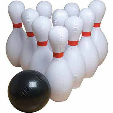 Jumbo Inflatable Bowling Set (Inflatable Bowling)