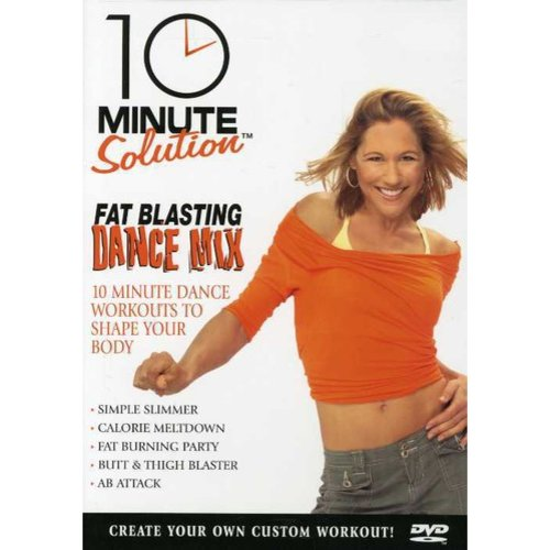 10 Minute Solution: Fat Blasting Dance Mix (Full Frame) by Anchor Bay Entertainment