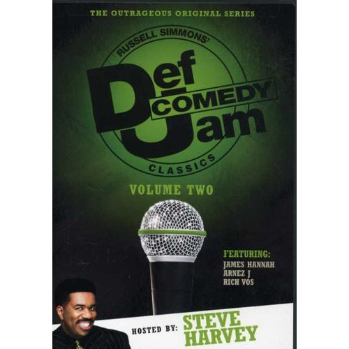 Def Comedy Jam Classics: Steve Harvey by