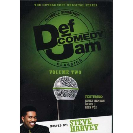 Russell Simmons' Def Comedy Jam Classics: Vol.
