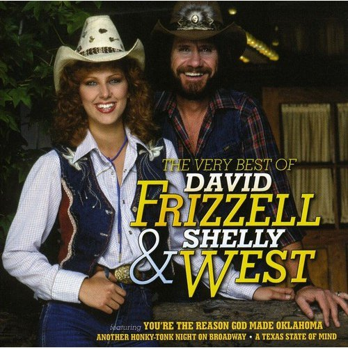 Very Best Of David Frizzell & Shelly West