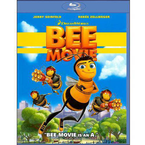Bee Movie (Blu-ray) (Widescreen)