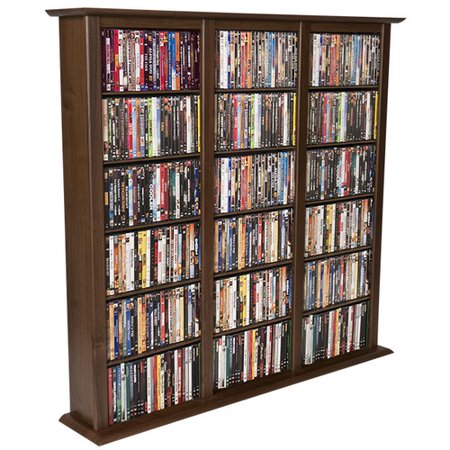 Venture Horizon Entertainment Regular Triple Multimedia Storage Rack Vhz